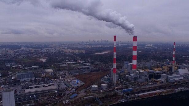 Smog nad Warszawą tvnwarszawa.pl