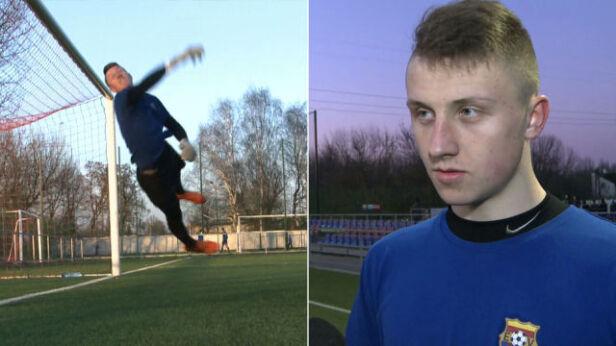 Wychowanek Escola Varsovia sport.tvn24.pl